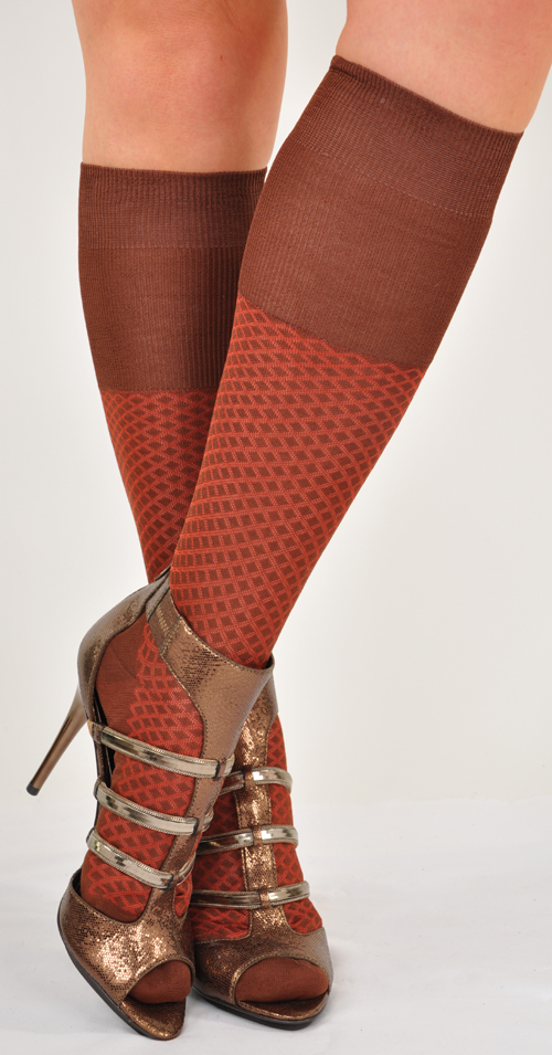 2db2c2d96 Luxury Style Women s Knee-High Socks in Elegant and Fashionable Designs