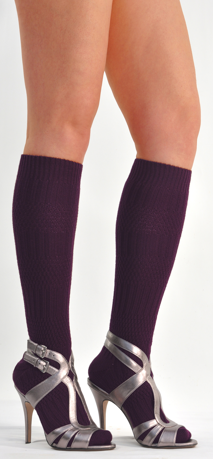 acad9ecbb Luxury Style Women s Knee-High Socks in Elegant and Fashionable Designs
