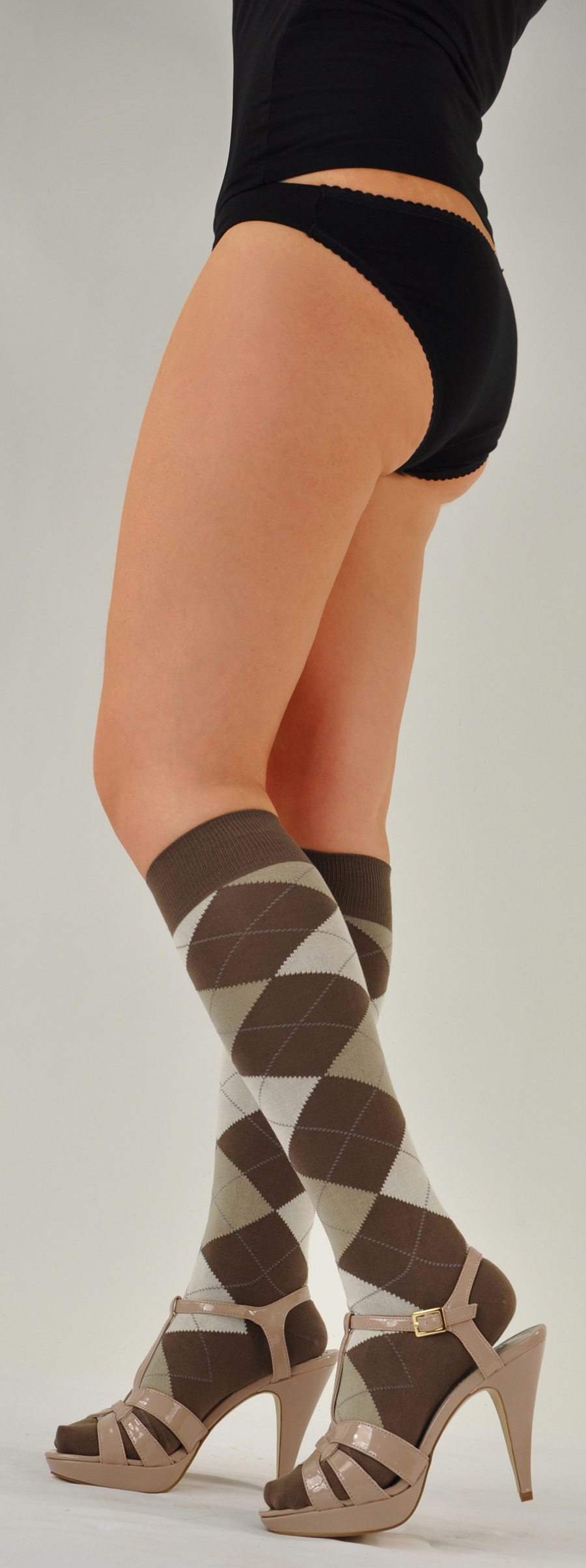 Argyle Socks. Preppy to perfection! Give your look a polished touch with argyle socks. Stock up on your favorite socks—shop our selection of sophisticated styles in this classic diamond pattern.